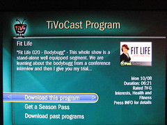 Get Your Season Pass of Fit Life on PodShowTV