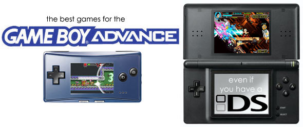 The Best Gameboy Advance Games for Today - Even If You Have a DS