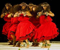 Halau O Ka'ulaokeahi of Paea, Tahiti (Bill Adams) Tags: hawaii bravo published hula explore bigisland hiltonwaikoloavillage kohalacoast canonef70200mmf28lisusm honolulustarbulletin mywinners abigfave mokuokeawe halauokaulaokeahi