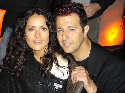 salma hayek movies 2010. Salma Hayek amp; Alain Zirah