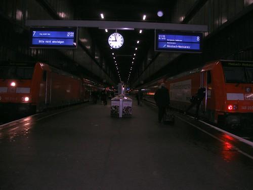 Stuttgart Hauptbahnhof, DE