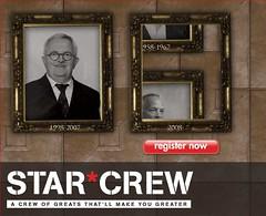 Star Crew-campagne van Adecco
