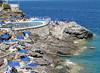 Isola d'Elba (marlenells) Tags: blue sea italy topf25 topc25 topv111 skyscape interestingness interesting elba mare searchthebest topc50 fv10 toscana isola flickrsbest alphabetphotomino photominoalphabet