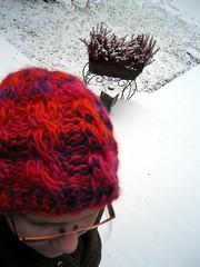Spark hat, 3