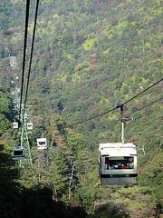 Mt Misen Ropeway