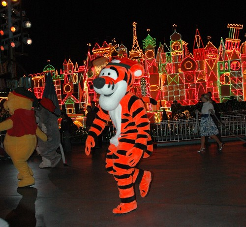 Who doesn't love Tigger?