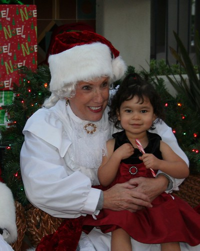 Swee'Pea & Mrs. Claus