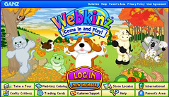 Webkinz Screen Shot