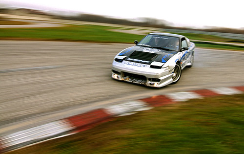 Tuning Nissan: Drift day