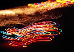 Christmas Cheer! (cobalt123) Tags: composition contrast catchycolors fun happy lights colorful bright joy bestviewedlarge cameratossinspired christmaslights cheerful linearlove joyful frivolity shotinthedark abigfave likeacameratoss