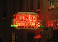 Del's Electric, Princess St