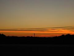 Geneseo Sunset (lumberjacklukee) Tags: sunset beautiful lines clouds illinois interestingness interesting power telephone wires mostfavorited fields geneseo onetopfav exploretop20 abigfave anawesomeshot impressedbeauty