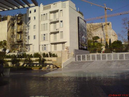2007-12-23 - Μουσείον Ακροπόλεως - Αυλή (3)