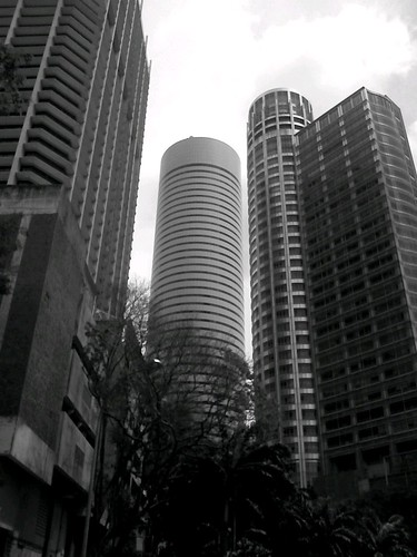 Buildings - Downtown Singapore