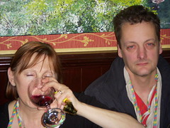 Christmas + New Year 2007 101 (camraman) Tags: new drunk paul little year pam windsor