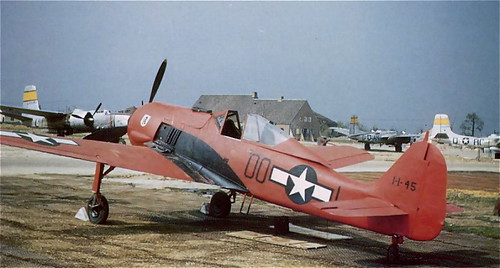 Warbird picture - American FW-190