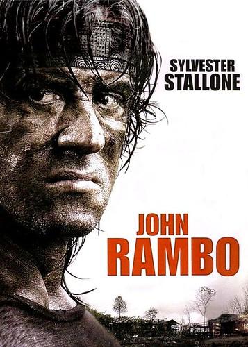 John Rambo (2008) poster