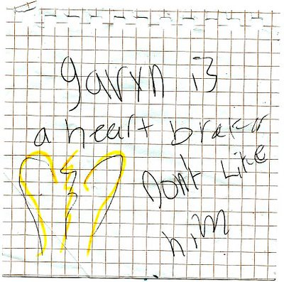 Gavyn is a heart braker [sic] don't like him