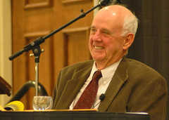 Wendell Berry. Photo by GeoffandSherry via Creative Commons