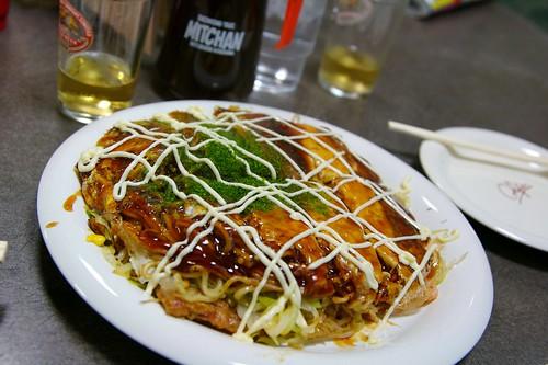 Okonomiyaki - Mitchan