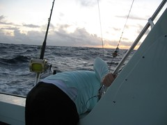 Deep Sea Barfing