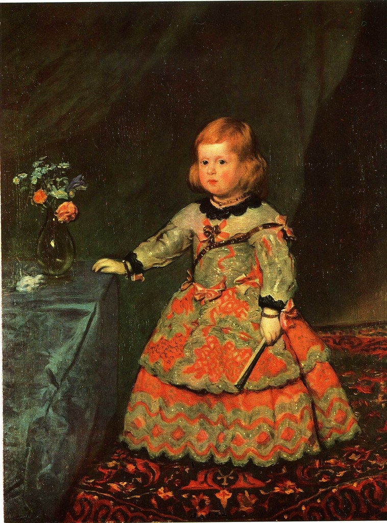 Infanta Margarita - Vel?zquez