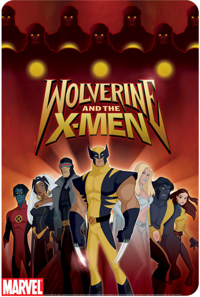 X Men Cartoon 4