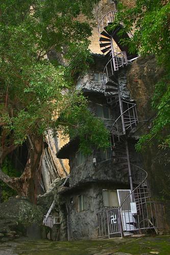 Buddhist Abode at Basian Caves
