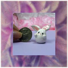 bunny3 (meganstringfellow) Tags: bunnies clay chibbi
