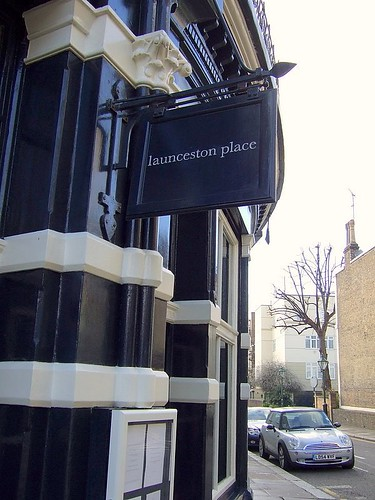 Launceston Place exterior