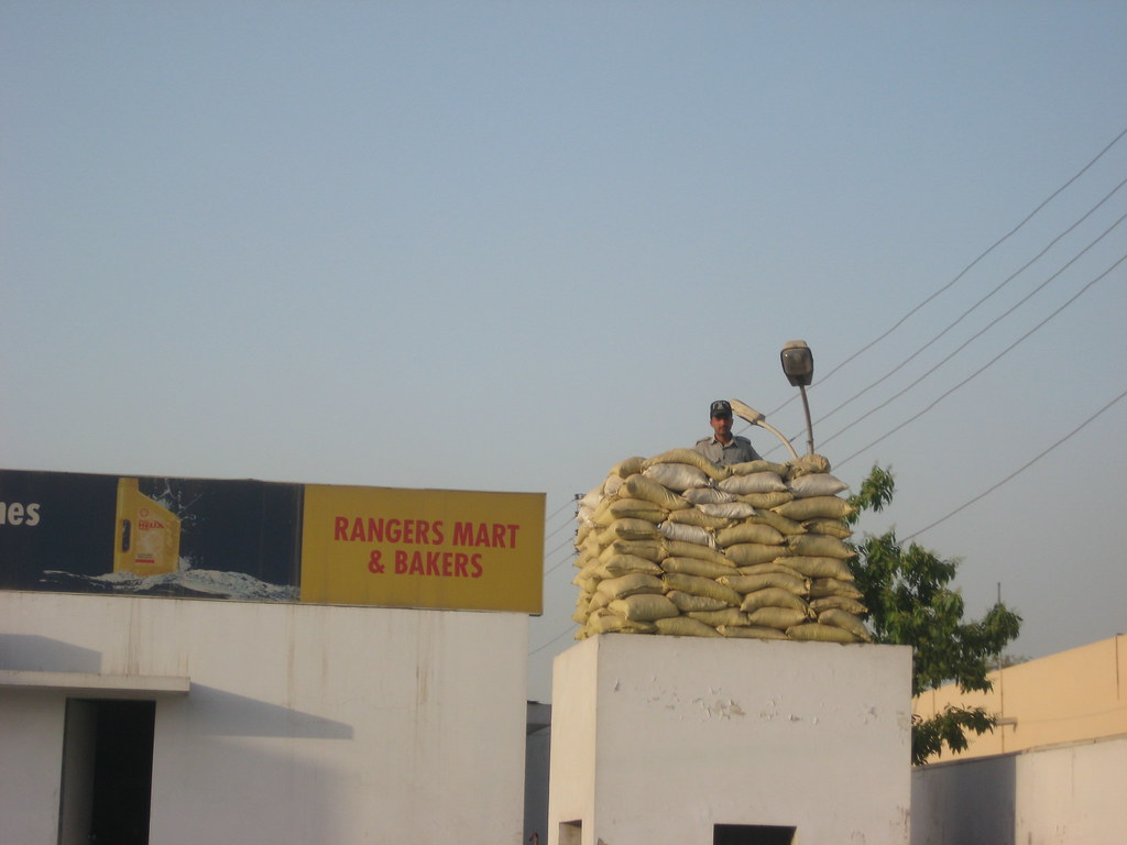 Rangers CNG Station