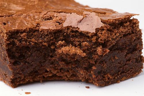 Plain brownies