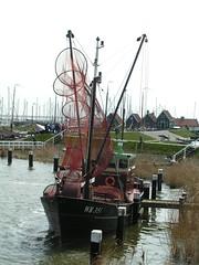 Vissersboot (MichielDeG) Tags: museum enkhuizen