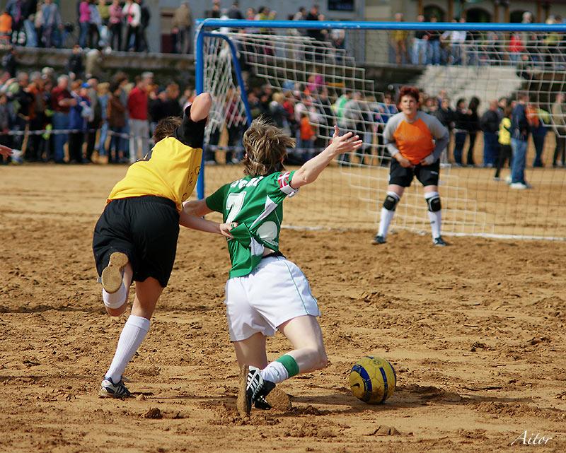 Final Fútbol Playero Femenino, a700 + Beercan en Deportes y espectaculos2428857108_5b3c8e9def_o.jpg