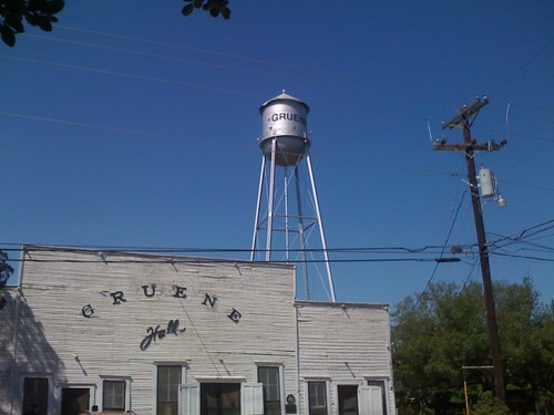 Oldest Dance Hall in Texas