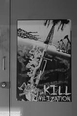 Kill Civilization (Bill Oriani) Tags: blackandwhite bw austin nikon texas 2011 35mmf18 lightroom3 d7000 billoriani afsnikkor35mmf18