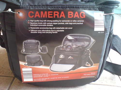 Camera Bag 8 99 Aldi Uk Canon Accessories In Photography On The Net Forums