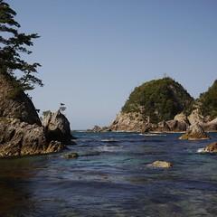 Uradome Coast (kamoda) Tags: sea japan island coast  tottori 2011  nihonkai   uradome