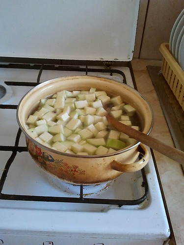 cooking soup