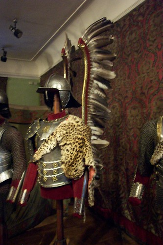 Polish Hussar Uniform