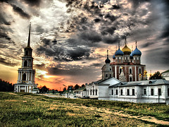 Ryazan Kreml in HDRi