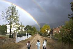 CRW_0553 (soyignatius) Tags: arcoiris rainbow doublerainbow avila navaluenga doblearcoiris bigpictr