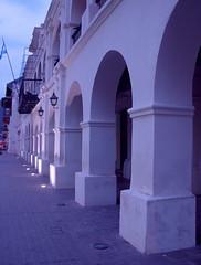 Cabildo's facade. Twilight (franciscogualtieri) Tags: fab argentina facade twilight soe salta cabildo blueribbonwinner mywinners platinumphoto superbmasterpiece