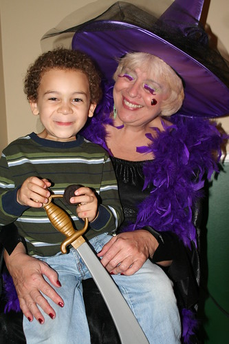 Aidan & The Purple Witch!