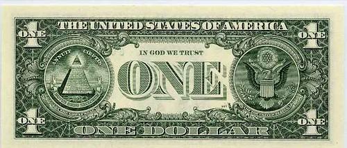 dollar back