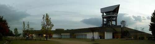 Hyogo Prefectural Museum of Archaeology 兵庫県立考古博物館20071113