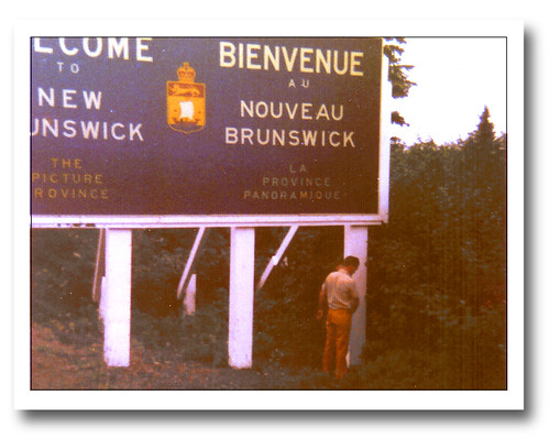 Welcome To New Brunswick