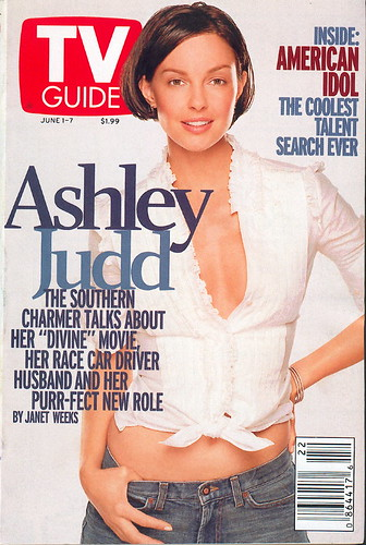 Tv Guia Ashley Judd sexy