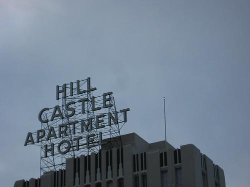 HILL CASTLE APARTMENT HOTEL