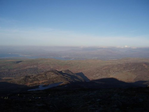 From Rhinog Fawr Summit